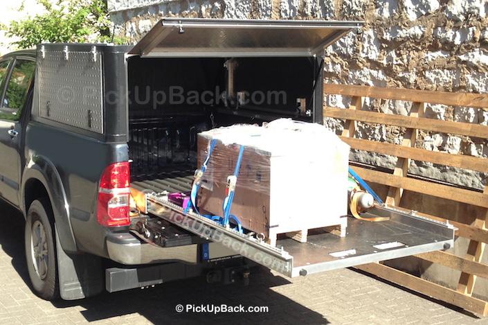 Kategorie: Ladeboden, Auszug, Lastauszug, Pickup, Transporter