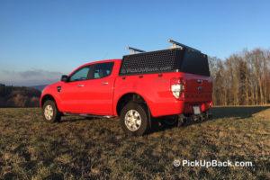 Pickup Hardtop Ford Ranger