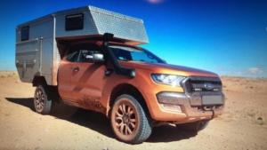 Ford Ranger Wohnkabine