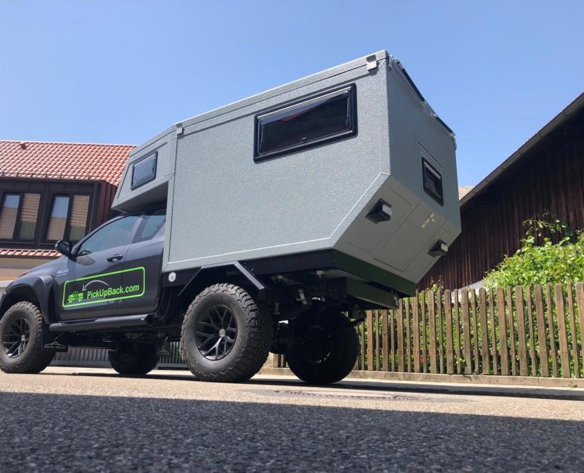 Toyota Hilux Expeditionsfahrzeug Arctic Trucks