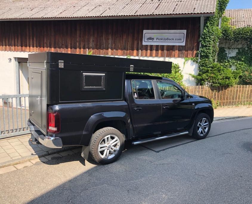 Amarok Wohnkabine Pickupback