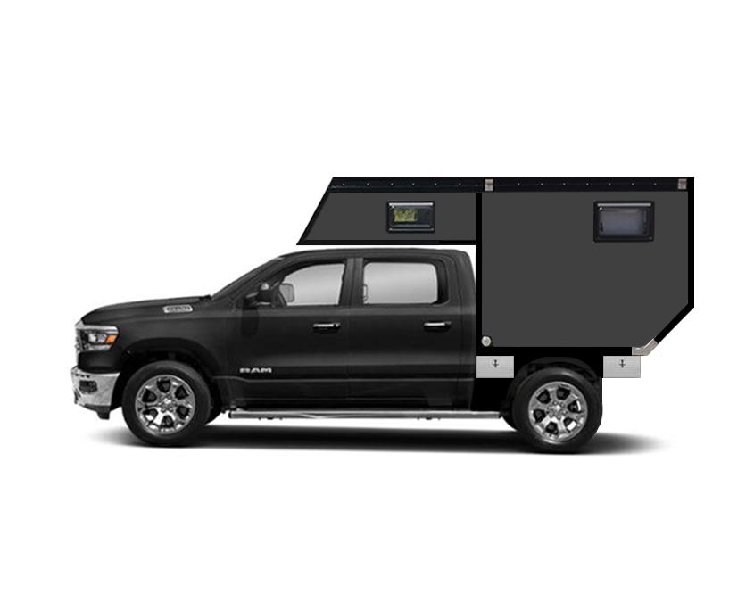 Dodge Ram Camper