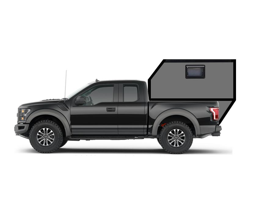 Ford Raptor Camper