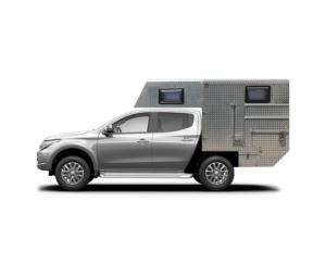 Mitsubishi L200 Wohnkabine