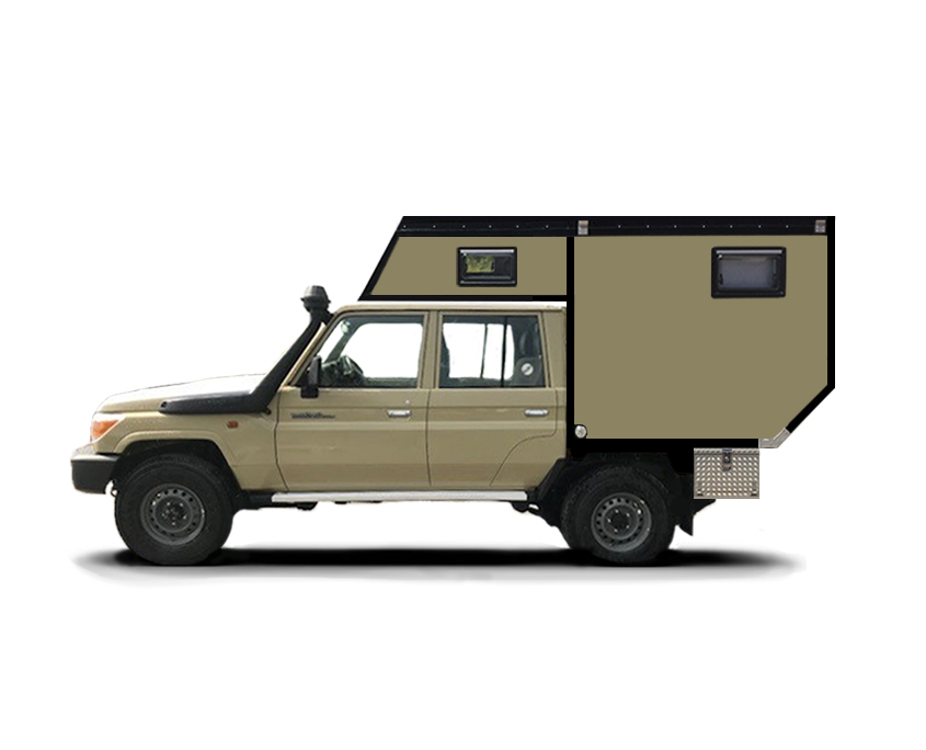 Toyota Landcruiser Wohnkabine