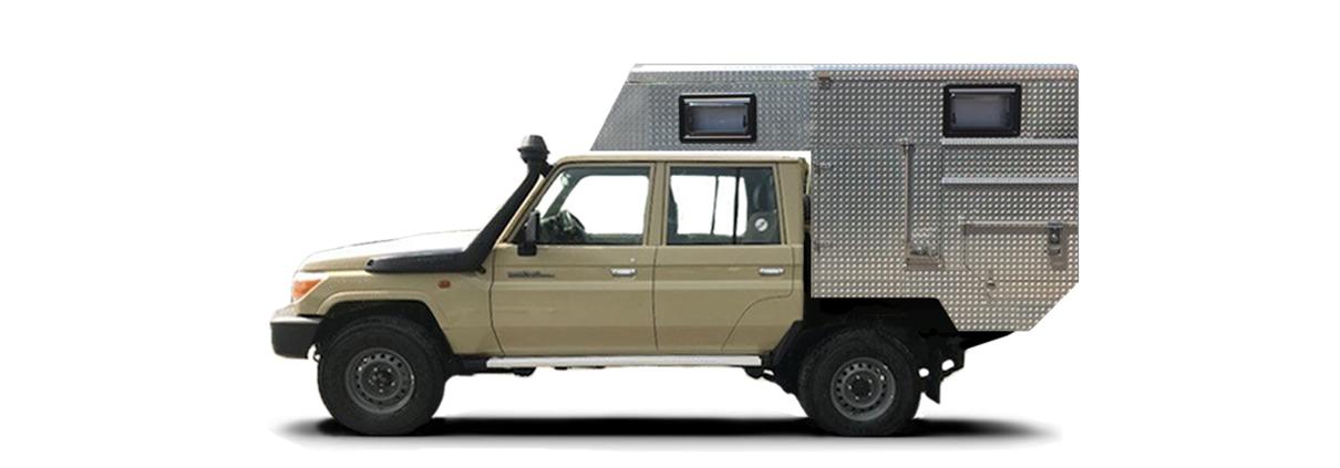 Toyota Landcruiser HZJ79 Wohnkabine
