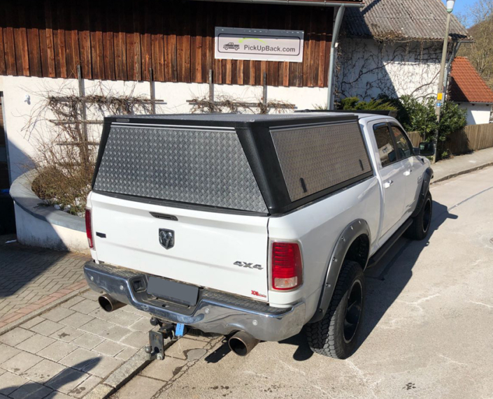 Dodge Ram Hardtop