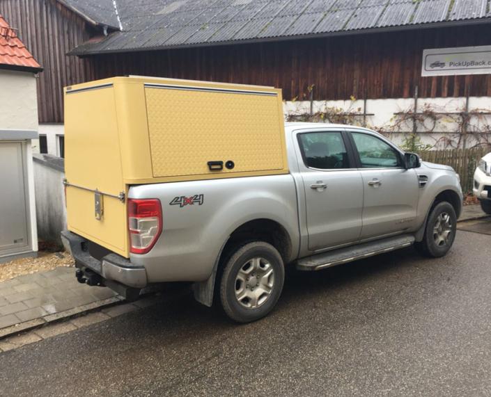 Ford Ranger Hardtop Alu spezial