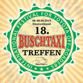 Buschtaxi Treffen 2019