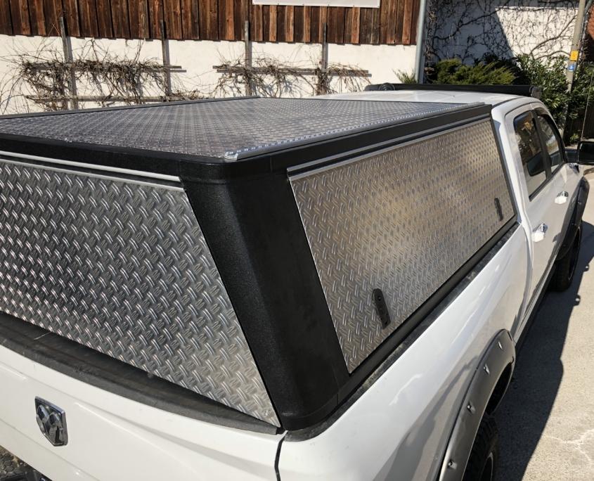 Hardtop Dodge Ram