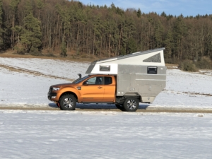 Expeditionsfahrzeug Ford Ranger