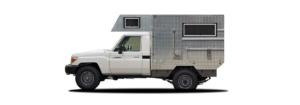 Toyota Landcruiser HZJ79 Singlecab Wohnkabine